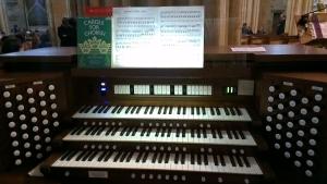 Carlo's organ